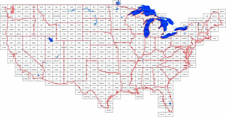 Usgs Quad Maps USGS topographic maps online, topo quad  DRG images   Buy Paper  Usgs Quad Maps